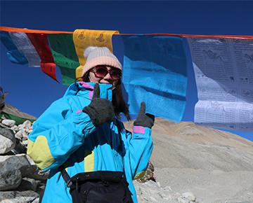 西藏旅游定制师-小璇