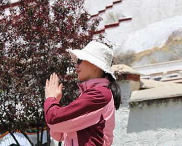 西藏旅游定制师-乐乐