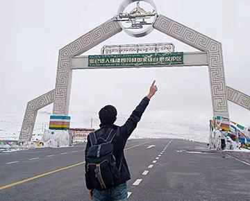 西藏旅游定制师-小飞
