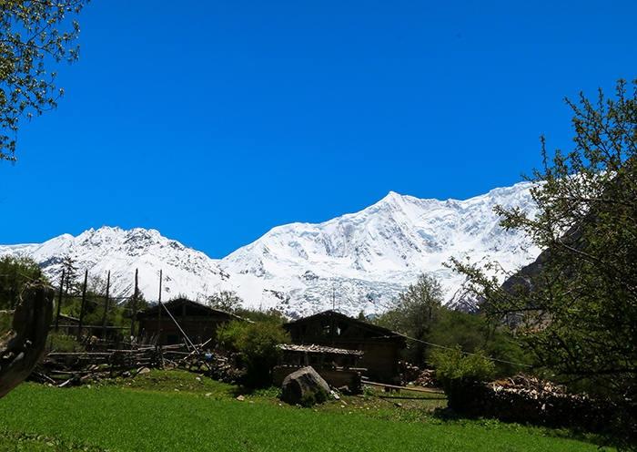 Midui Glacier Nyingchi