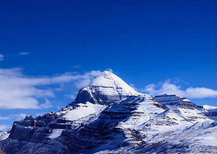 Sacred Mount Kailash