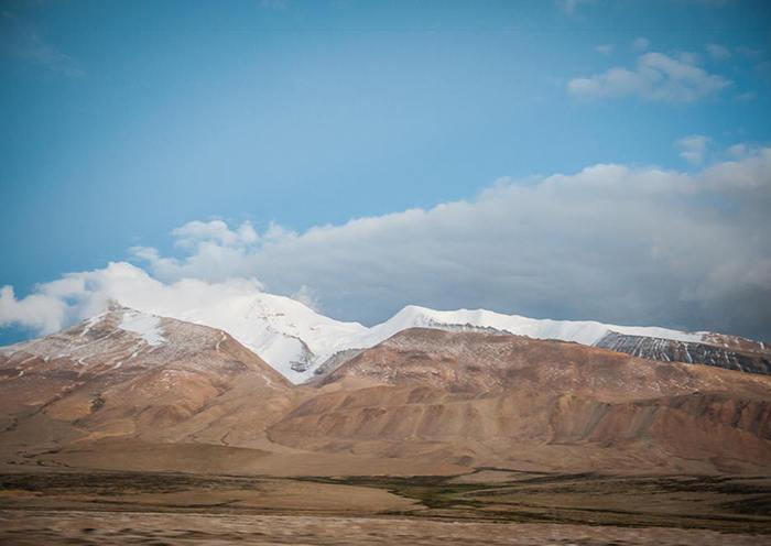 Namcha Barwa Mountain