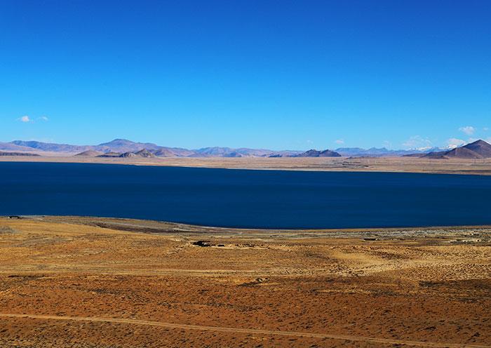 Tibet in October