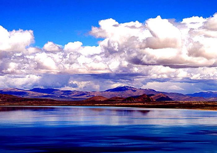 Tibet in June