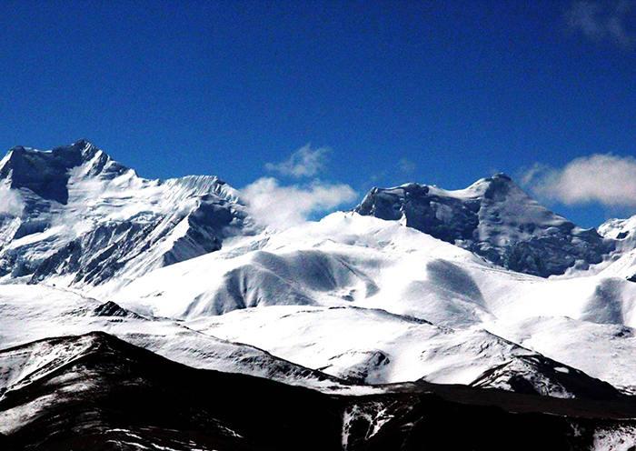 Tibet in December