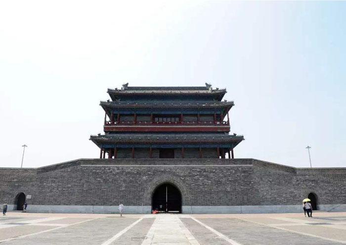 Yongding Gate