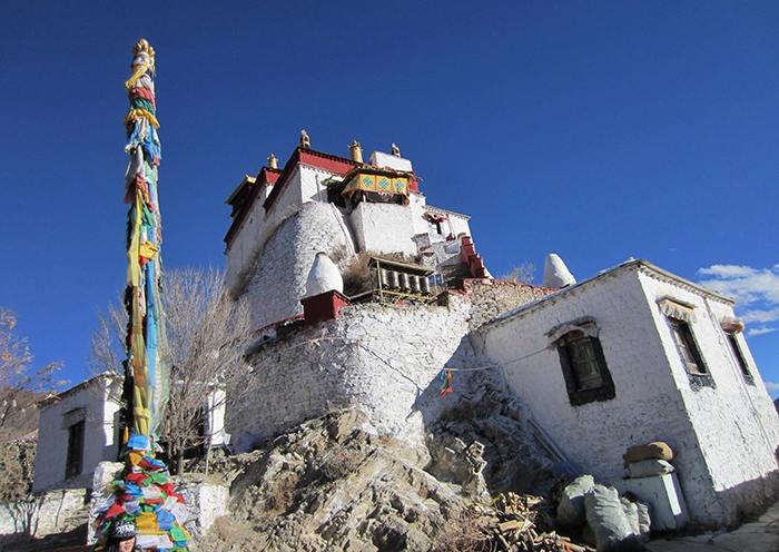 Yungbulakhang in Shannan